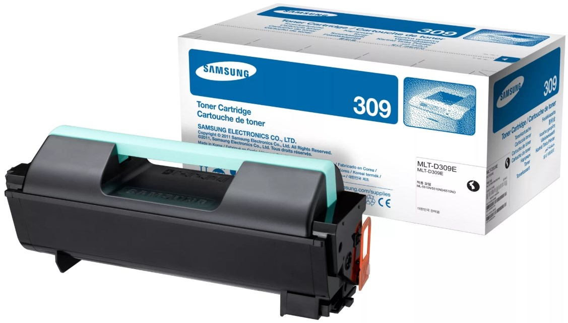 Картридж Samsung MLT-D309E Black