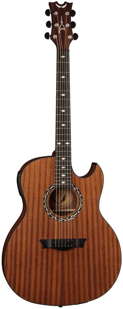 Акустическая гитара Dean EX SN