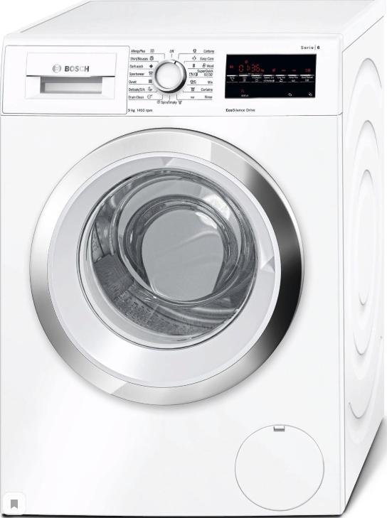 Стиральная машина Bosch WAT286H2OE