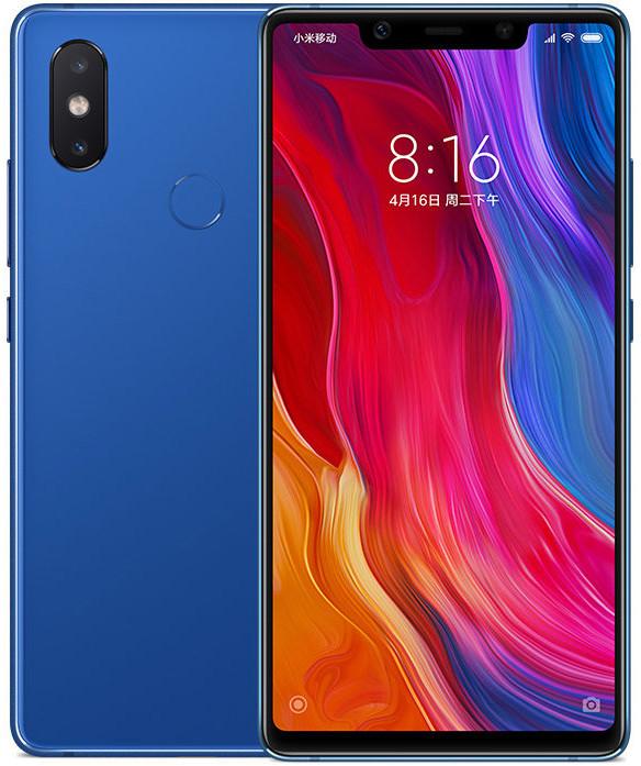 Смартфон Xiaomi Mi8 SE LTE 6Gb 64Gb Blue (версия CN)