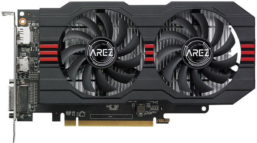 Видеокарта Asus AREZ Radeon RX 560 EVO …