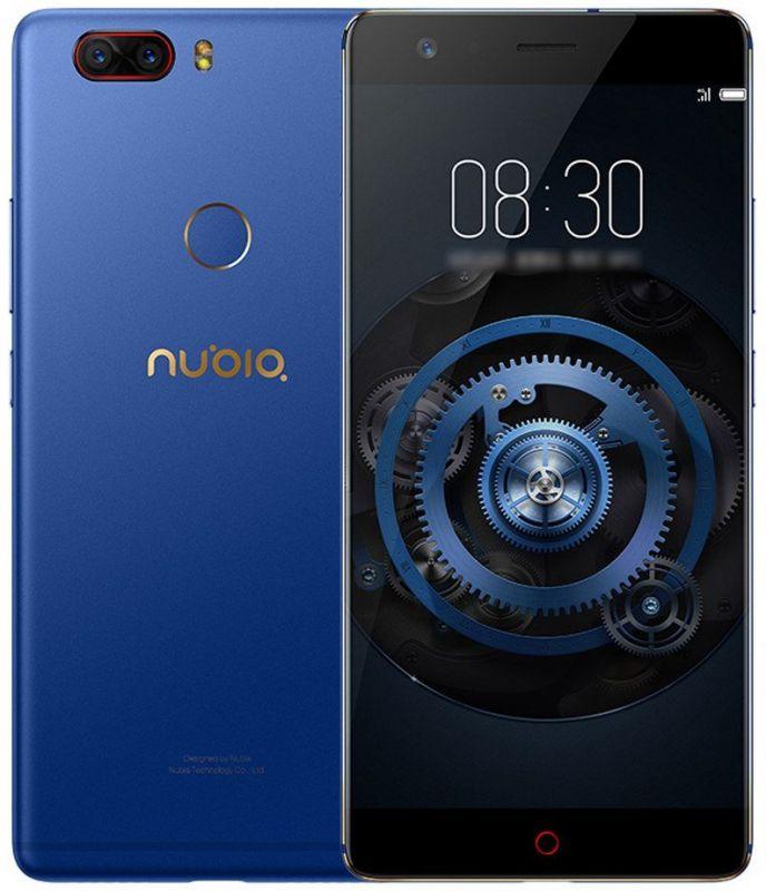 Смартфон ZTE Nubia Z17 Lite LTE 6Gb 64G…