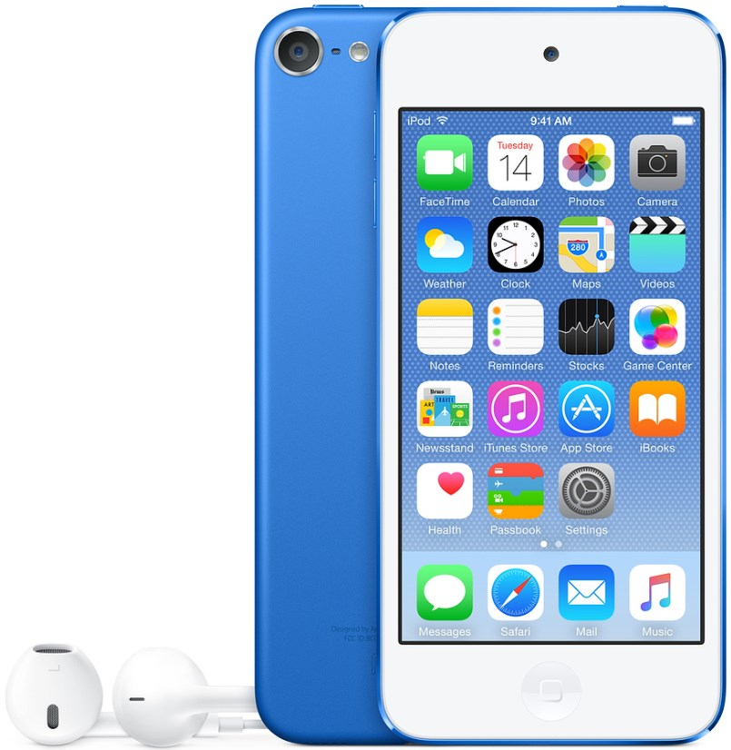 Mp3 плеер Apple iPod Touch 7 128Gb Blue