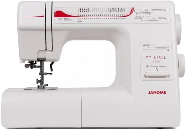 Швейная машина Janome W23U