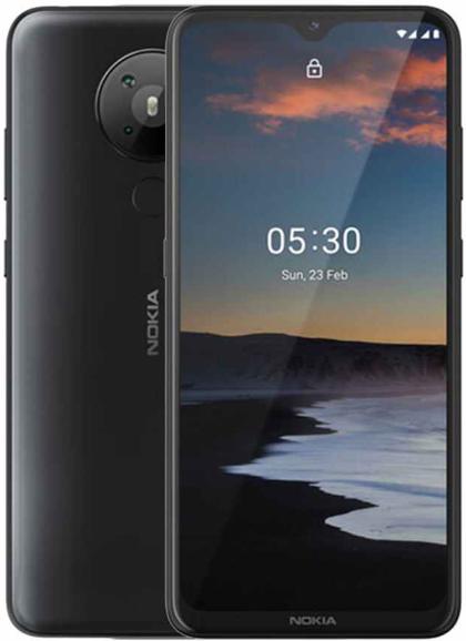 Смартфон Nokia 5.3 LTE 4Gb 64Gb Charcoal