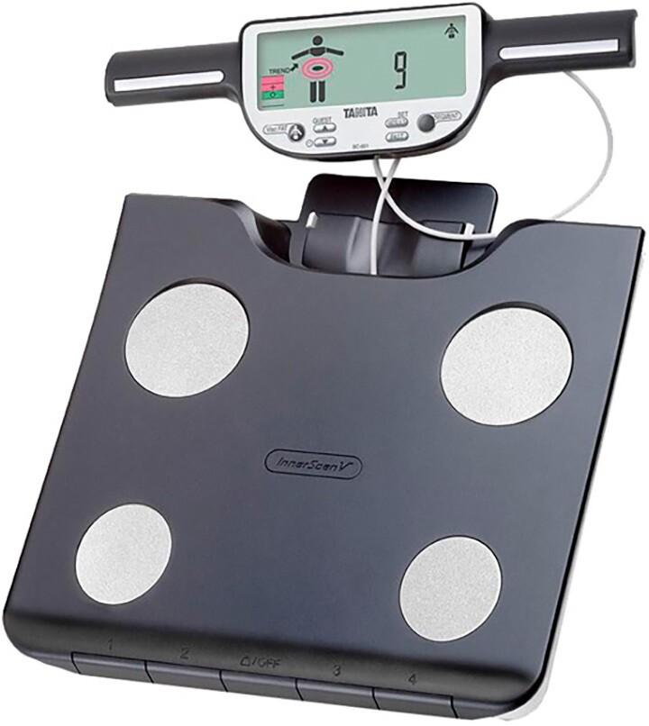 Напольные весы Tanita BC-613S Black
