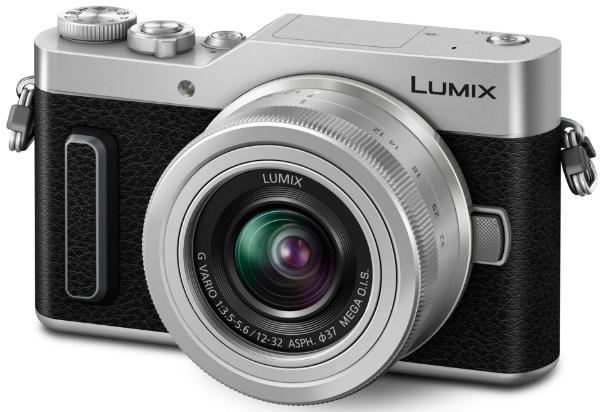 Фотоаппарат Panasonic Lumix DC-GX880 Kit 12-32mm Silver