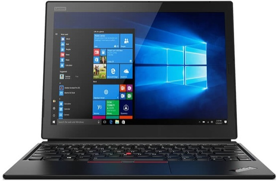 Планшет Lenovo ThinkPad X1 Gen3 13.0'' LTE 256Gb Black