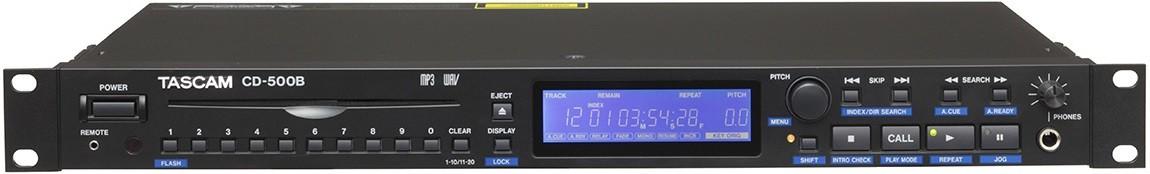 Портативный рекордер Tascam CD-500B