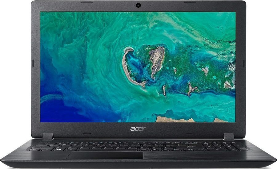 "Ноутбук Acer Aspire 3 A315-21-61BW 15,6""/1,6GHz/4Gb/128GbSSD/Linux Black"