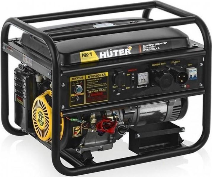 Электрогенератор Huter DY6500LXA (с АВР…