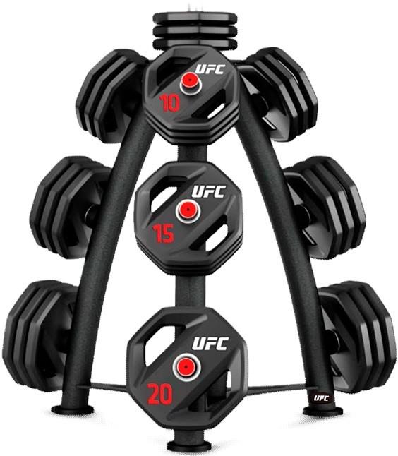 Стойка UFC для хранения дисков