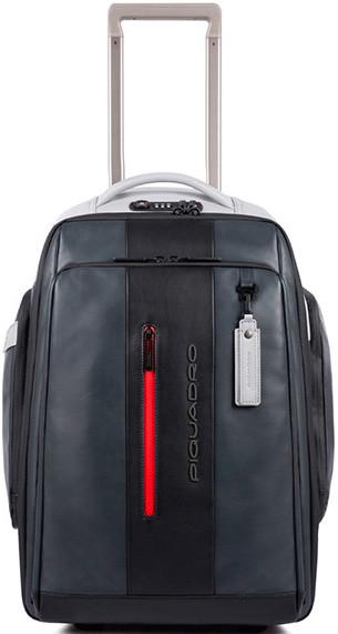 Сумка-рюкзак Piquadro Urban BV4817 Grey/Black