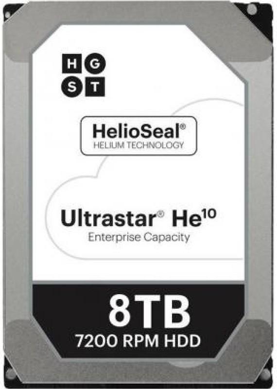 """Жесткий диск HGST Ultrastar 8Tb/HDD/3.5"""""""