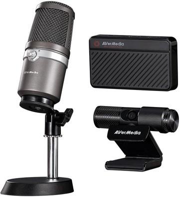 Микрофон AVerMedia Live Streamer 311