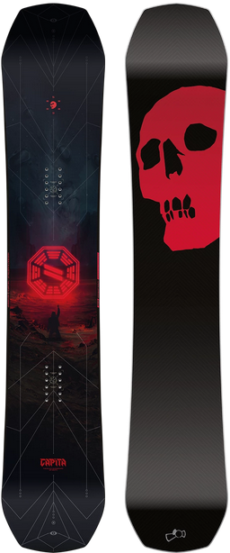 Сноуборд Capita The Black Snowboard Of Death (2020) 159 см