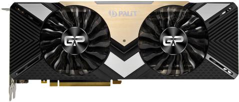 Видеокарта Palit GeForce RTX 2080Ti GamingPro 11Gb