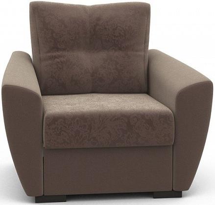 Кресло-кровать Цвет Диванов Амстердам Next капучино 114x90x76 см