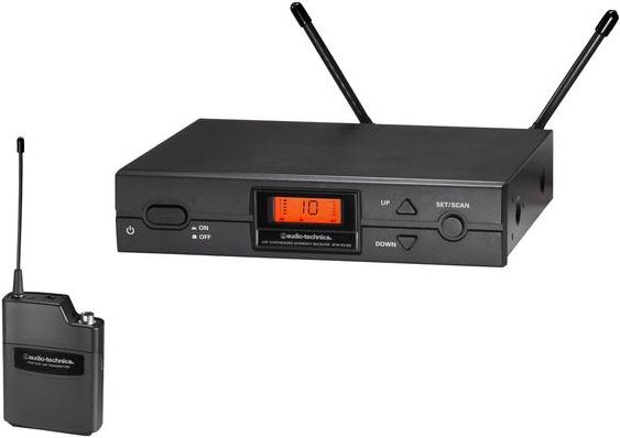 Радиосистема Audio-Technica ATW-2110b