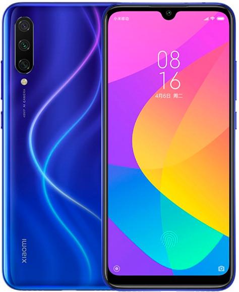 Смартфон Xiaomi Mi9 Lite LTE 6Gb 128Gb Aurora Blue
