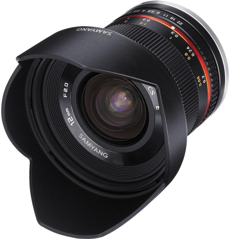 Объектив Samyang MF 12mm f/2.0 NCS CS S…
