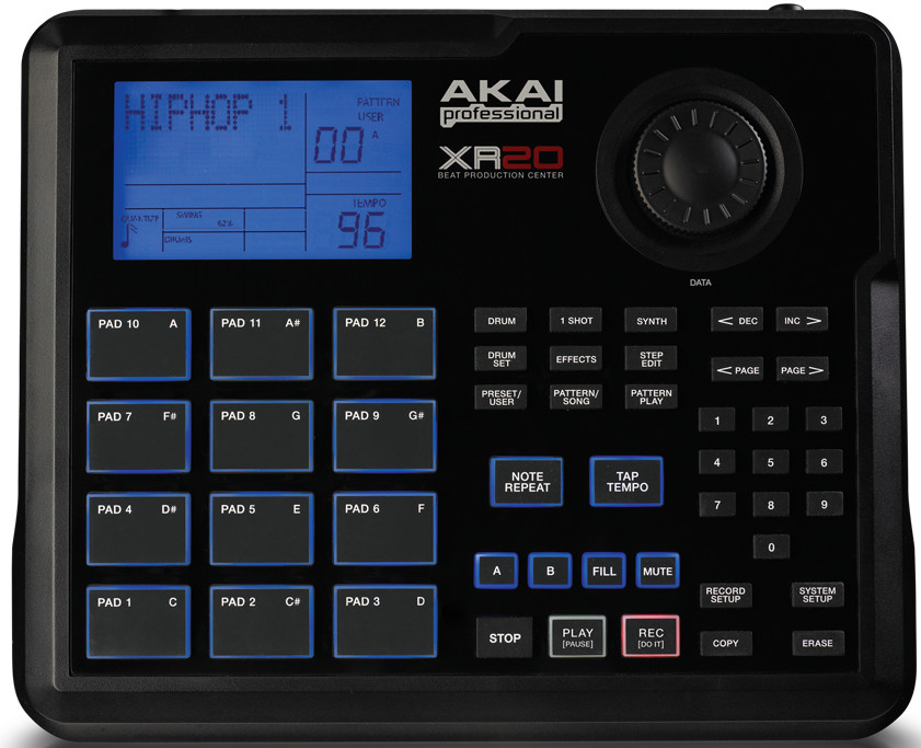 Akai Pro XR20