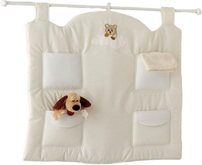 Baby Expert Abbracci by Trudi кремовый