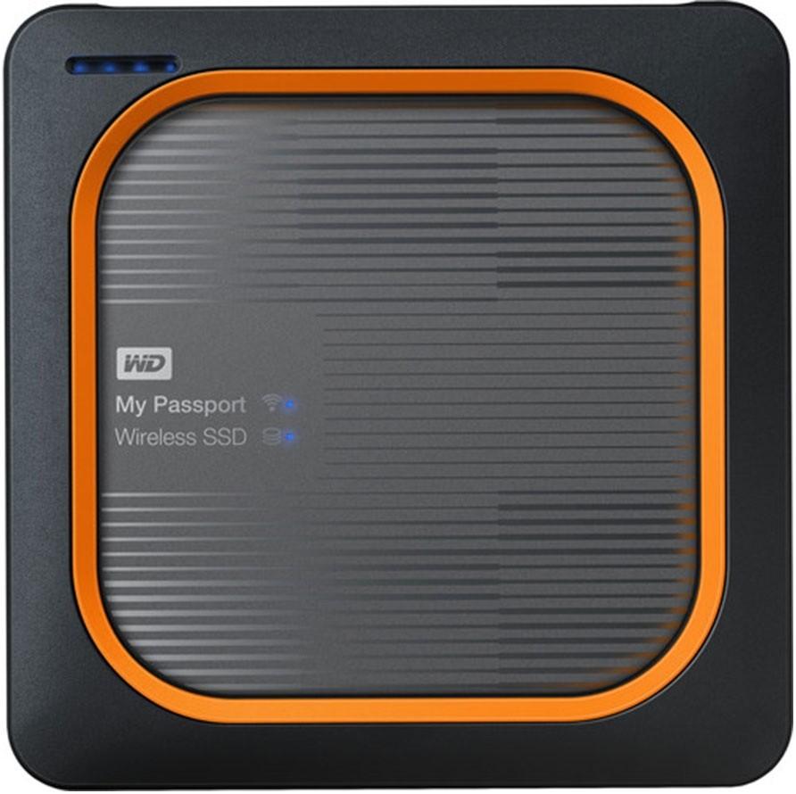 Внешний SSD-накопитель WD My Passport W…