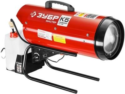 Тепловая пушка Зубр Мастер ДП-К5-15000