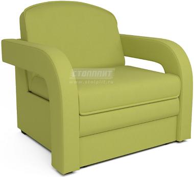 Кресло-кровать Столплит Карина-2 зеленый 95x80x80 см