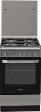 Плита Hotpoint-Ariston HS5G0PMX/R