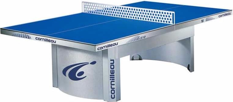 Теннисный стол Cornilleau Pro 510 Outdoor Blue