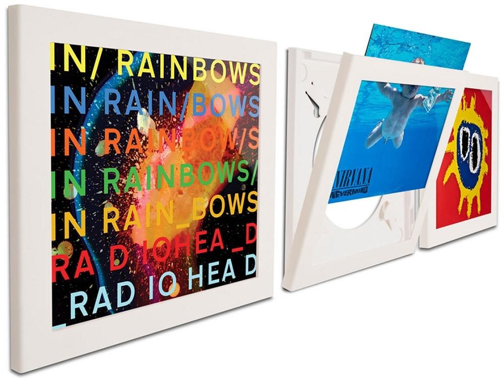 Рамки для винила Pro-Ject Art Vinyl Whi…