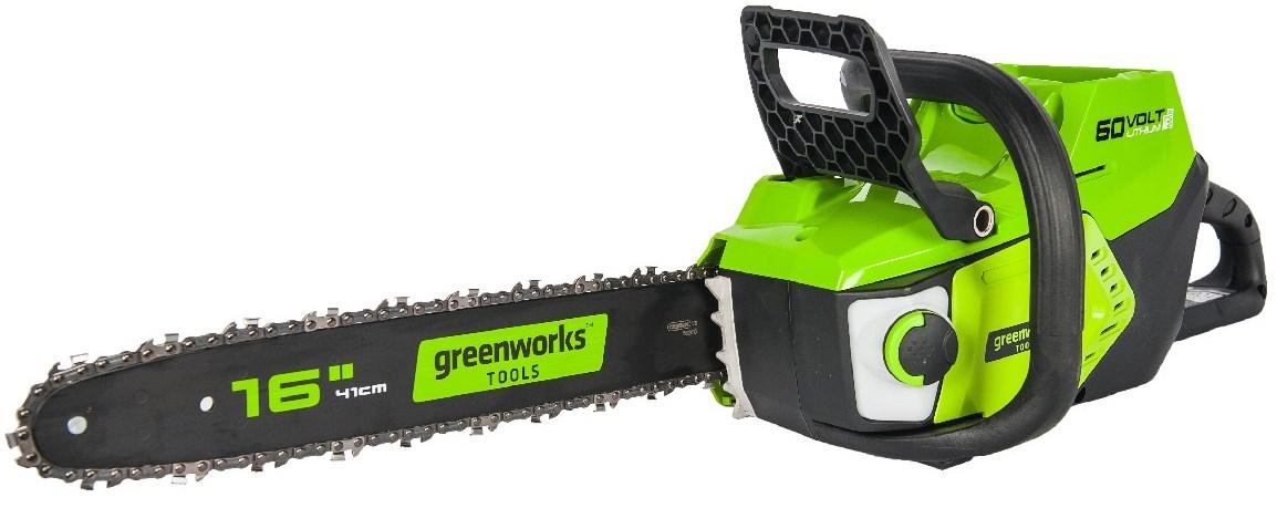 Электропила Greenworks GD60CS40