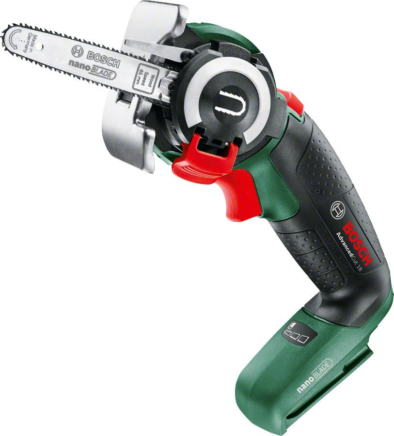 Мини-цепная пила Bosch 06033D5100