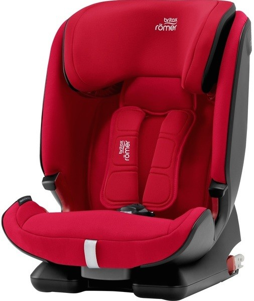 Автокресло Britax Roemer Advansafix IV M Fire Red (9-36 кг)