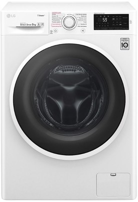 Стиральная машина LG F4J6VS0W