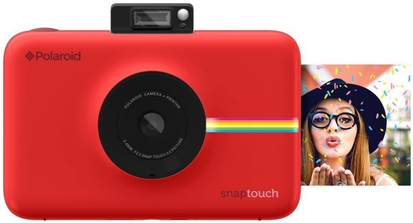 Фотоаппарат Polaroid Snap Touch Red