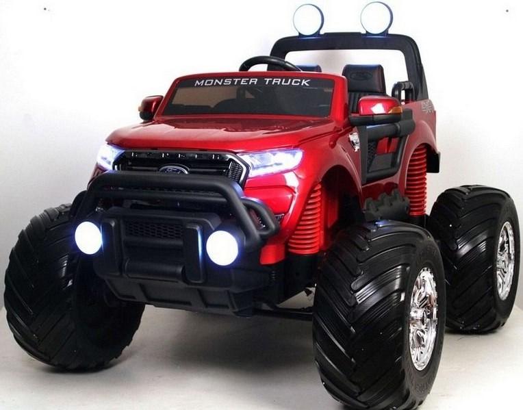 Электромобиль RiverToys Ford Ranger Mon…