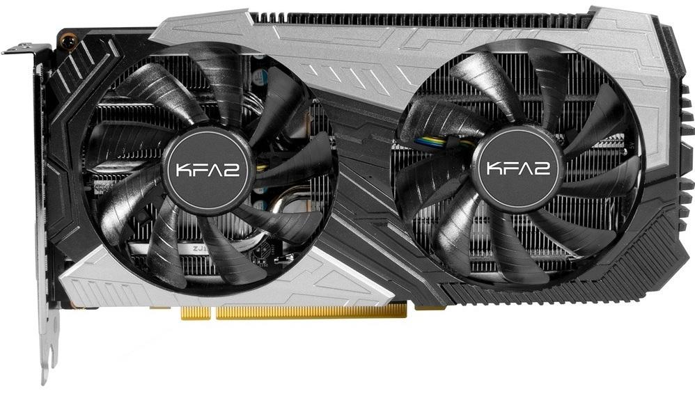 Видеокарта KFA2 GeForce RTX 2060 Super 1-Click OC 8Gb