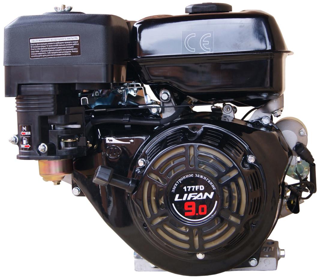 Двигатель Patriot SR177FD (без катушки,…