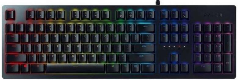 Клавиатура Razer Huntsman USB Black