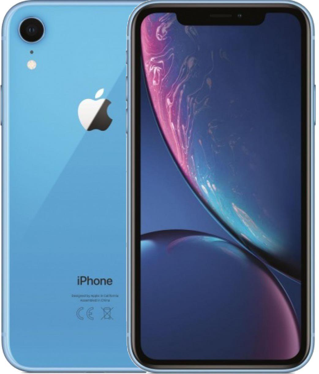 Смартфон Apple iPhone XR 64Gb 2 sim Blu…