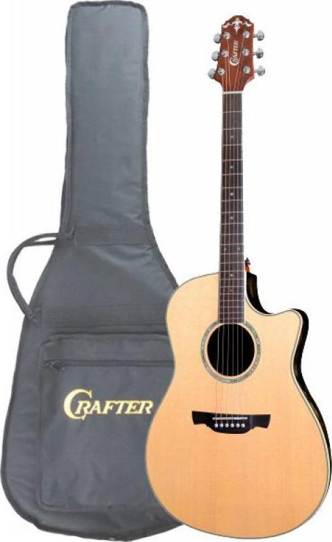 Акустическая гитара Crafter WB-700CE/NT