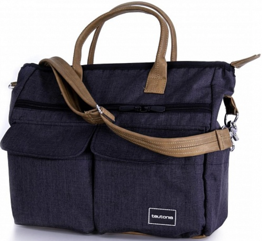 Сумка Teutonia Changing Bag Navy Melange