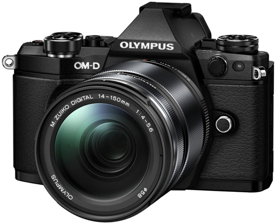Фотоаппарат Olympus OM-D E-M5 Mark II K…