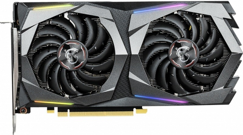 Видеокарта MSI GeForce GTX 1660 Gaming X 6Gb