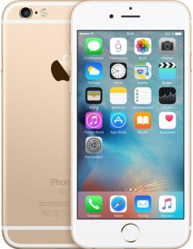 Смартфон Apple iPhone 6s 16Gb Gold (вос…