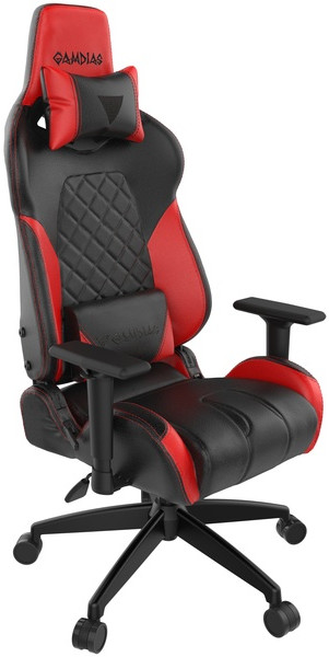 Игровое кресло Gamdias Hercules E1 черн…