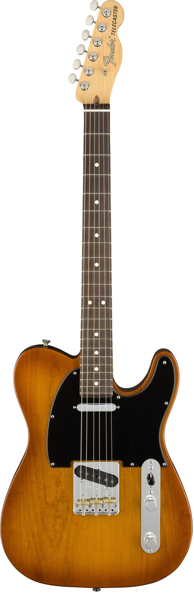 Электрогитара Fender American Performer Telecaster Rosewood Fingerboard Honey Burst